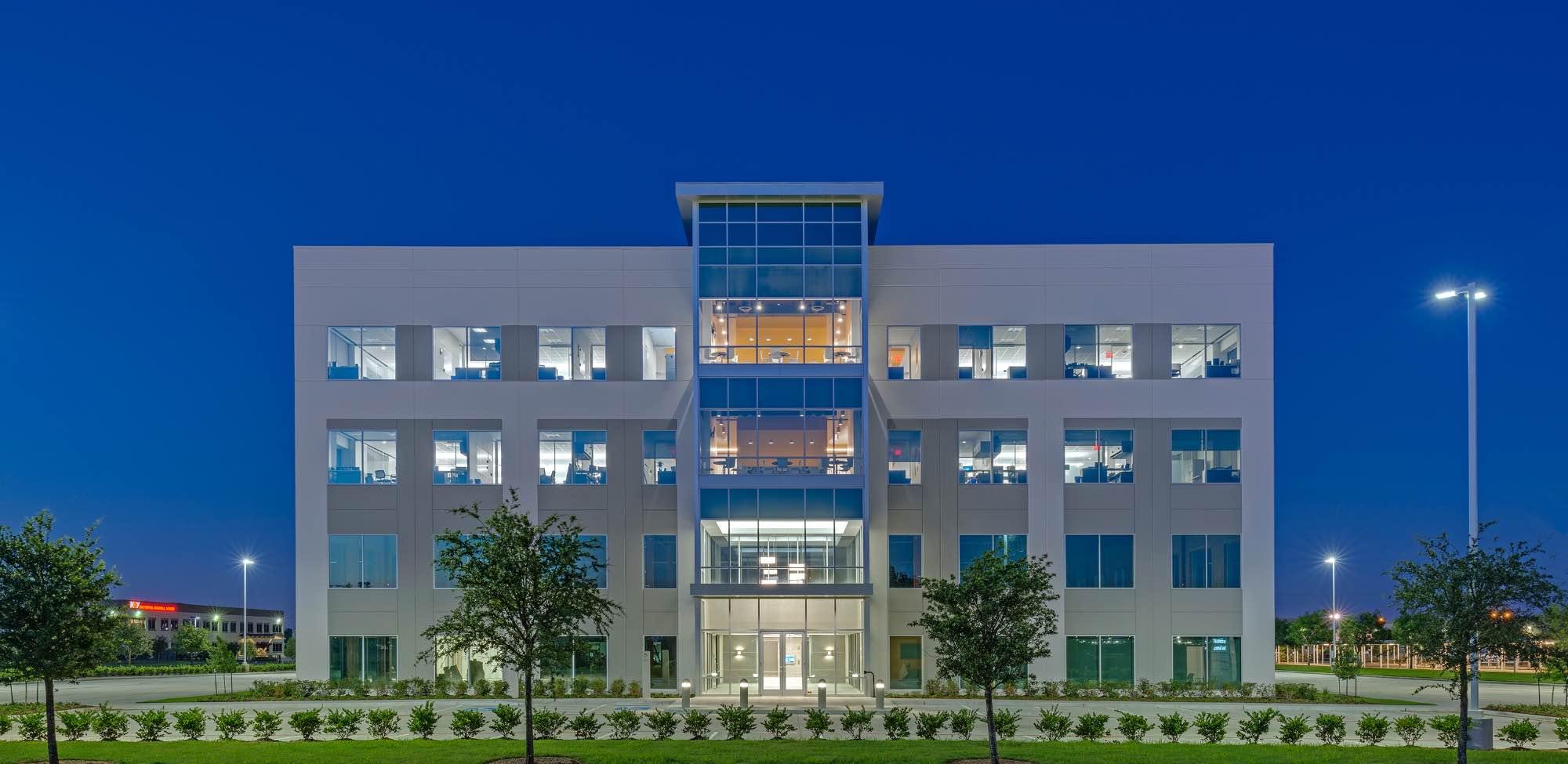Sam Houston Office